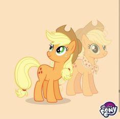 My Little Pony List, My Little Pony Twilight, My Little Pony Pictures, My Little Pony Friendship, Equestria Girls, Cry Baby Storybook, My Little Pony Applejack, Applejack Mlp, Princesa Celestia