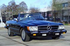 Mercedes-Benz 380SL Roadster ''Cabriolet'' - 1984