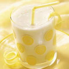 Lemon Cheesecake Smoothies