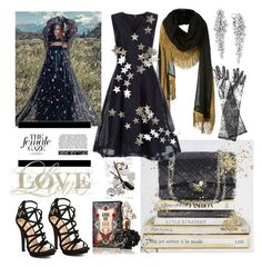"""""""Stars..."""" by ladylikexo ❤ liked on Polyvore featuring Yves Saint Laurent, Paul Smith, Anna Sui, Effy Jewelry, Dolce&Gabbana, women's clothing, women, female, woman and misses"""