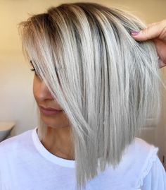 "3,164 Likes, 26 Comments - Hottes Hair Design (@jamiehottes_hair) on Instagram: ""Beach Bob love this colour I did Babylights scattered using @olaplex then balayaged roots using…"""