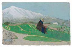 Νίκος Δραγούμης, ο Ζωγράφος - 1874-1933: έκθεση στο Μέγαρο Εϋνάρδου