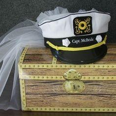 bridal shower hat!