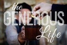 Sermon Series | The Generous Life | Media Archive | Brooklake Church