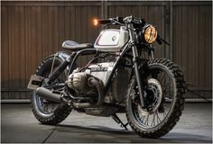 MOTO PERSONALIZADA BMW R100 - Imagem - 2