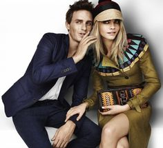 Burberry 2012...love the colors of this collection
