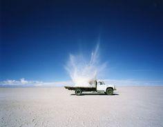 Surreal Photography in the Bolivian Salt Desert