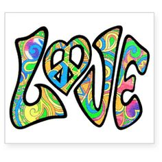 ☮ American Hippie Art Quotes ~ GROOVY LOVE
