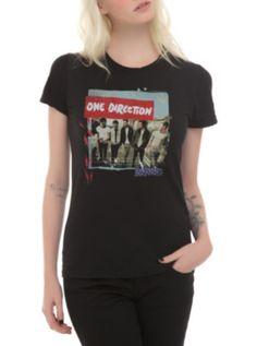One Direction Lightning Bolts Girls T-Shirt
