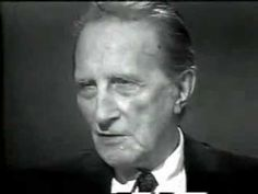 """""""Art is not there to be understood"""": Marcel Duchamp, 1968 BBC interview. Patrick Vincler: I can't believe this exists, a video interview with one of my favorite turn of the century artists."""