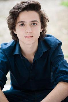 Dawson Maelstrom   Hayden's fourteen year old brother that died.