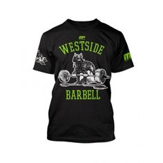 MusclePharm Westside Barbell Black