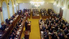 Чешские депутаты озабочены олигархами и воровством на Украине