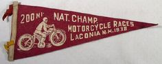 HISTORY OF LACONIA MOTORCYCLE WEEK & THE NEW ENGLAND GYPSY TOUR
