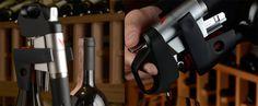 Sistema Coravin, llenar la copa de vino sin descorchar la botella