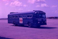 Military Ambulance Bus, Vietnam 1966 by Dr James Hughes   Flickr - Photo Sharing!