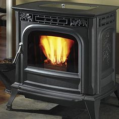 Harman Pellet Stoves and Pellet Stove Accessories