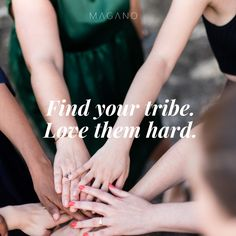 The beauty of navigating life, is with a tribe aka community...one, two or even more people, numbers don't really matter, but it is about surrounding yourself with a loving and supportive community that loves you and you love them back. Do you have a tribe? Do you know why you need your own tribe? Do you know how to build your own tribe? We will be unpacking this notion and answering some of these questions in a blog this Sunday... xx Endometriosis Symptoms, Pcos Infertility, Insecurities, Feeling Alone, Other Woman, Medical Conditions, How To Feel Beautiful, Getting Things Done, Body Shapes