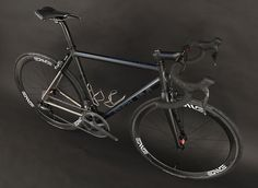 GTR, Black, Grey, Corretto by Baum Cycles, via Flickr