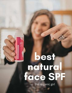 The time has come to dish on my top picks for Face SPF in The best organic, natural everyday SPFs AND sport face SPFs are listed in order here. Lush Products, Best Face Products, Beauty Products, Natural Face, Natural Skin Care, Natural Makeup, Natural Beauty, Anti Aging Facial, Homemade Facials