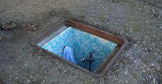 Secret Rooms Inside Abandoned Sewers   Amusing Planet