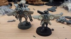 [Project Log] Shas'o Dre's Farsight Enclaves Cadre - Page 4