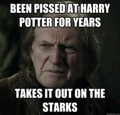 #GameOfThrones Harry Potter Is The Main Reason Behind Red Wedding | Game Of Thrones Memes and Quotes
