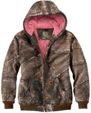 Carhartt Women's Realtree Xtra Camo Active Jacket | Field & Stream