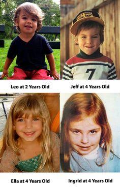 WOW! <3 Jeff Gordon & family!