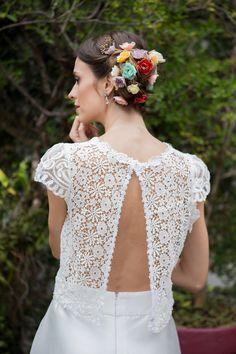Coleção 2017 de vestidos de noiva Mariana Biasi - Portal iCasei Casamentos