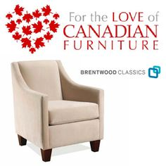 Our Top Selling Occasional Chair From Brentwood Furniture. Donu0027t Let The  Small Size