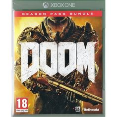 Xbox One Doom Season pass bundle BRAND NEW