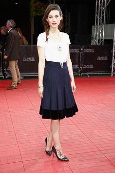 Astrid Berges Frisbey Photos: Award Ceremony - Munich Film Festival 2014