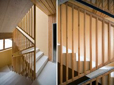 for BP, stair/screen [OFIS architects]
