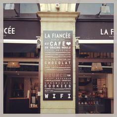 La Fiancée, coffee shop. http://todayintoulouse.com/la-fiancee/