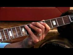 Larry Carlton - 335 Improv - The Diminished Scale - Blues Guitar Lessons - YouTube