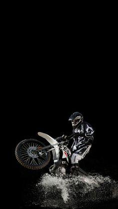 Ideas For Wallpaper Masculino Carro Ktm Dirt Bikes, Cool Dirt Bikes, Trail Motorcycle, Enduro Motorcycle, Motos Ktm, Moto Wallpapers, Enduro Motocross, Cross Wallpaper, Motorcycle Wallpaper