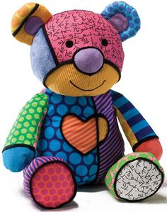 patchwork bear