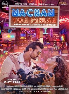 Description:- Nachan Ton Pehlan Punjabi Song Lyrics – Yuvraj Hans is the new song. Which is Sung by famous Singer Yuvraj Hans Ft. Simran Kaur Mundi. Speed Records is the music label under which the song is Released. The song is releasing on 23 Feb 2018. Lyrics of this song is Davinder Khannnewala. Additional Lyrics of this song is Jaani. Music composed by B Praak in this song.