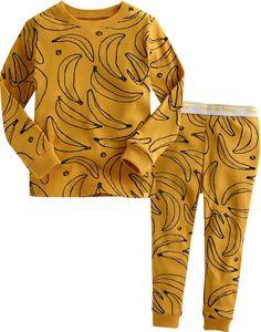 Jongenspyjama BANANA Maat: 80*86/92*104*110  http://cowboybilly.nl/pyjama-s/vaenait-banana-jongenspyjama  #cowboybilly #pyjama #boyspyjama #jongenspyjama #slapen #baby #kinderpyjama #babypyjama