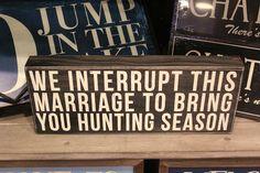 Hunting season?  090714