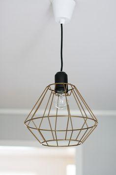 LAMPA ROMB FRÅN LAGERHAUS