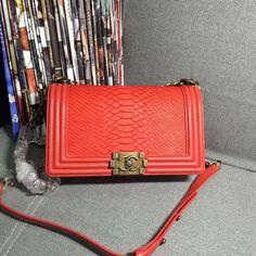 Chanel leboy 67086 handbags shoulder bag
