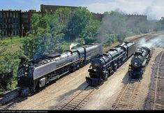 RailPictures.Net Photo: UP 844 Union Pacific Steam 4-8-4 at St. Louis, Missouri by Mike Danneman