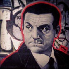 LES TONTONS FLINGUEURS _ MTO _ Outdoor Mural