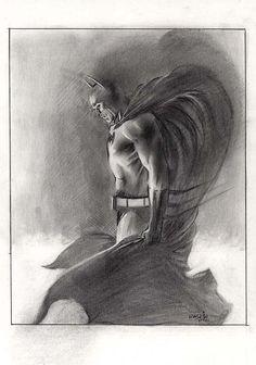 Batman by Jordan Raskin enorpystrikes