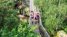 Railroad Tracks, Outdoor Decor, Hiking Trails, River, Road Trip Destinations, Vacation, Nature, Viajes, Train Tracks