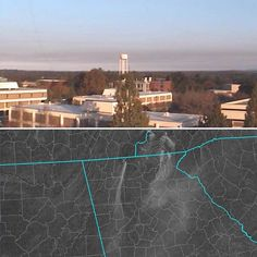 Carroll County Sheriff's Office EMA receiving many reports of smoke in the area. This is drift smoke from fires in N GA and NC.