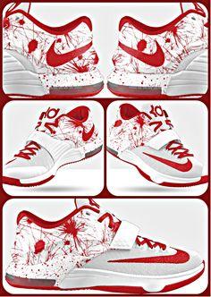 Nike KD 7 iD Firework