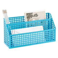 Blue Edison Desktop Organizer